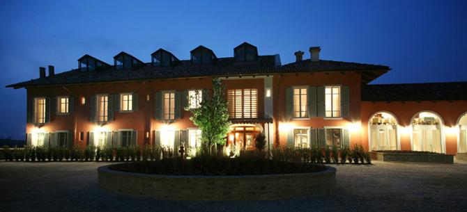 Villa d'Amelia Relais_Alba