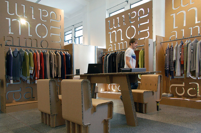 Aimo Richly @ Riccardo Grassi Showroom SS/2012