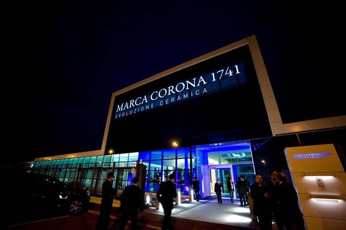 Marca Corona 1741 Showroom